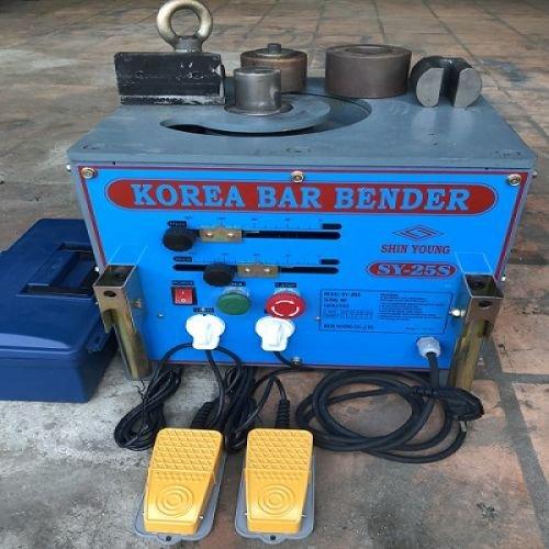 Máy uốn sắt cây Rebar Benden (RB) 25